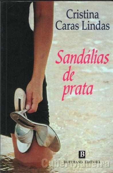 Sandalias de Prata - Cristina Caras Lindas