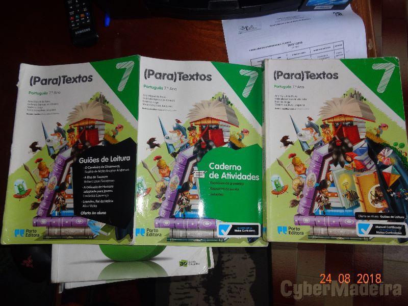 Para textos 7ºANO7º Português