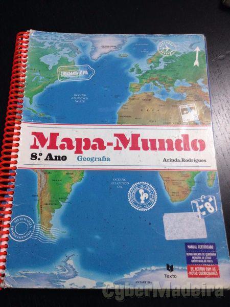 Geografia 8ª ano 8º Geografia