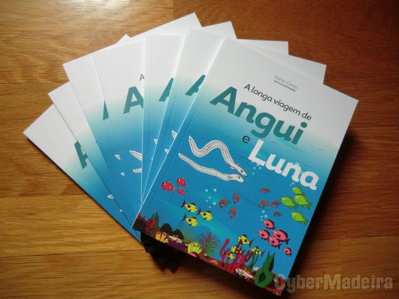 A longa viagem de Angui e Luna