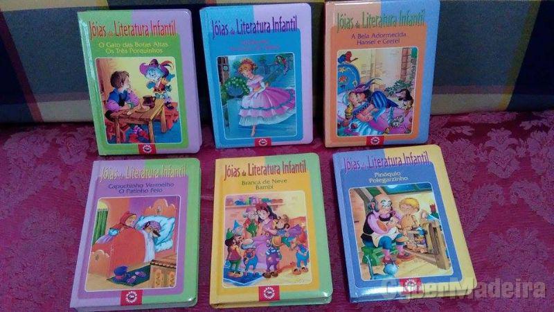 Coleção Joias da Literatura Infantil