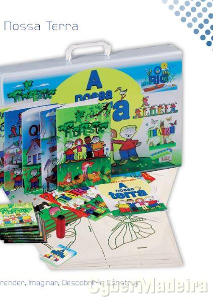 Enciclopédia Infantil A Nossa Terra