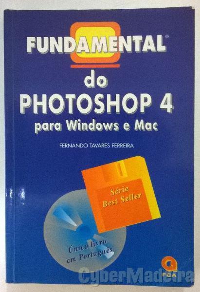 Fundamental do photoshop 4 para windows E mac