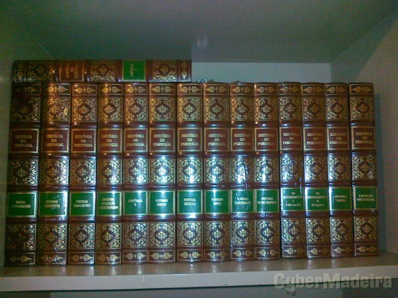 Enciclopédia história Portugal 15 volumes