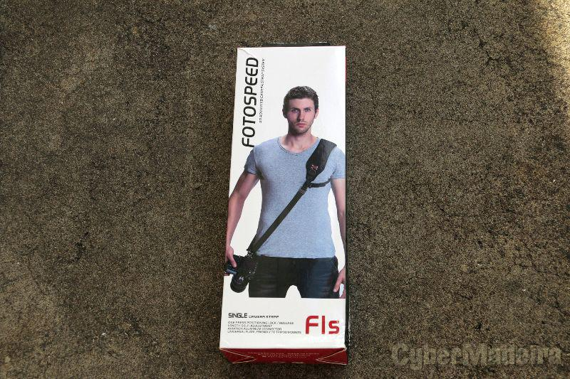Cinta Fotospeed F1S Camera Strap