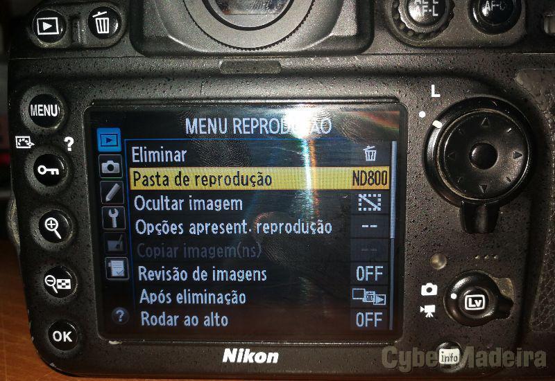 Corpo nikon D800 Nikon