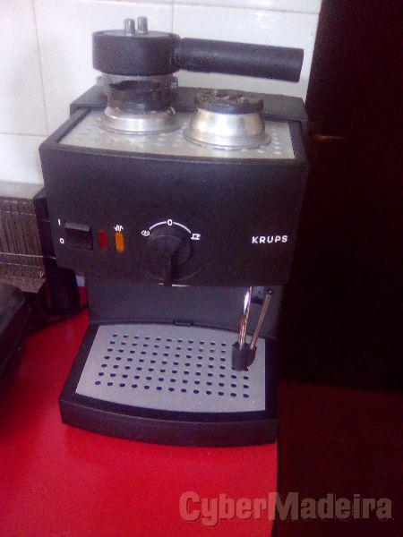Maquina de café krups