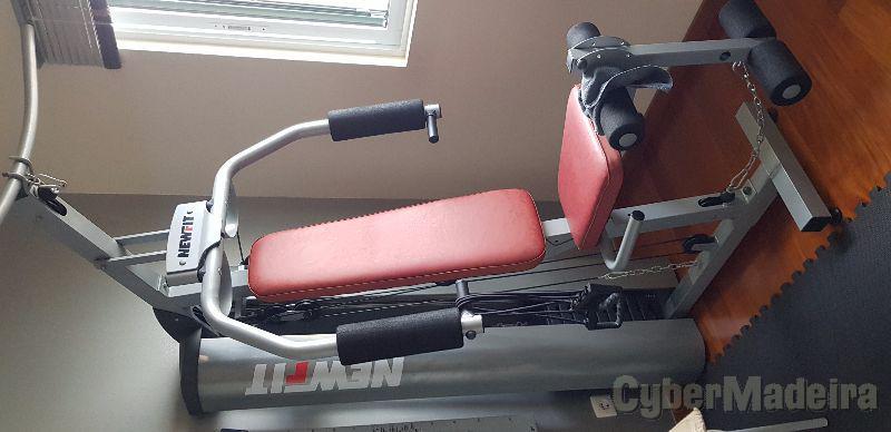Banco de musculação newfit