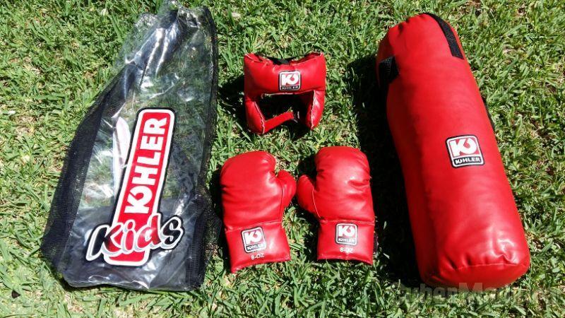 Equipamento Kick Boxe Kids