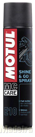 Spray shibe & go motul - 400ML