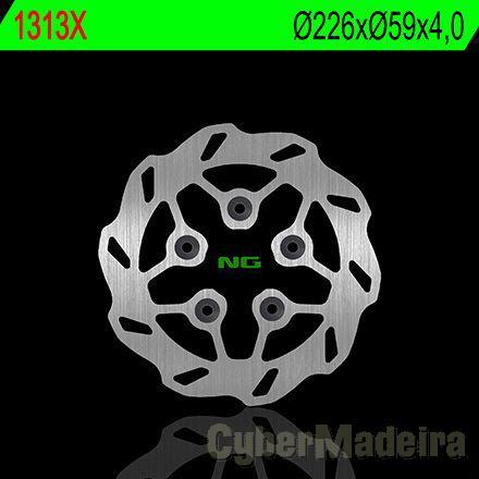 Disco de travao ng brakes 1313X - sym peugeot  catálogo produtos