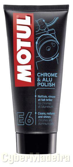 Polish para cromados E aluminios motul -100ML