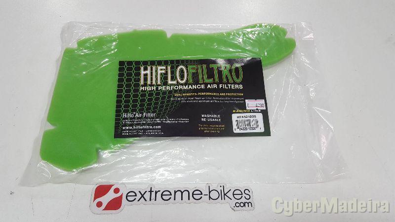 Filtro de ar hiflofiltro HFA5210DS piaggio nrg typhoon