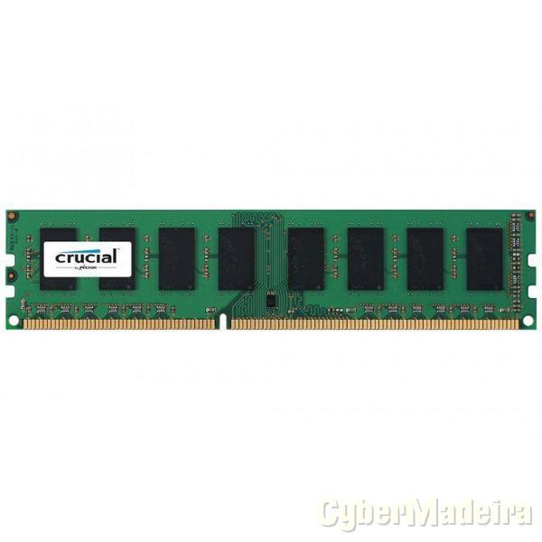 Memória RAM  4GB DDR3 (PC)