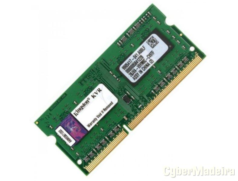 Memória Kingstone nova 8GB DDR 3