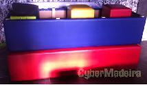 Sofas de varias cores 2MX0.80M
