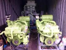 Motor Principal De Barco E 2 Geradores