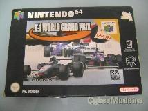 Jogo Nintendo 64 F-1 World  Grand Prix Simulador de Corridas