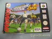 Jogo Nintendo 64 International Superstar Soccer Futebol