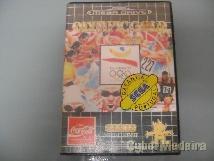 Jogo Mega Drive Olympic Gold Desporto