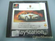 Jogo PS1 Porsche Challenge Simulador de Corridas