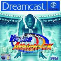 Jogo Dreamcast Virtua Athlete 2K Desporto