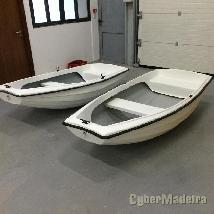 Barco De Apoio Em Fibra De Vidro