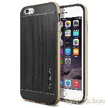 Iphone 6 Plus Neo Case Hybrid Black And Gold