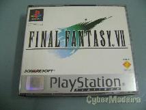 Jogo PSX Final Fantasy  Vii Estratégia