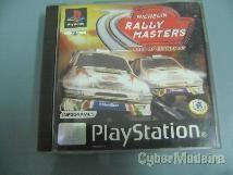 Jogo PSX Michelin  Rally Masters Simulador de Corridas