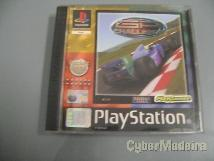 Jogo PSX GP Challenge Simulador de Corridas