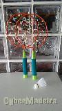 Raquetes de Badminton da Imaginarium