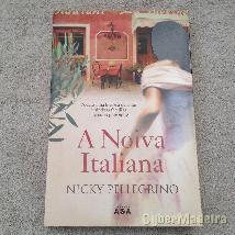"""Livro """"A noiva italiana"""""""