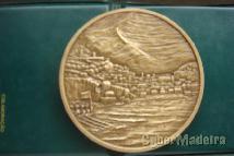 Medalha iv congr nacio dermatol  venereolo funchal 9 de junho de 1996