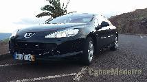 PEUGEOT 407 Coupe 2.0 HDI 163cv 16V Gasóleo
