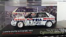 Altaya - lancia delta - b. saby - rally corsega 1990