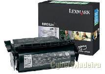 Toner original lexmark ref.ª 13829925 Preto