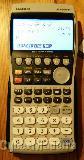 Calculadora cientifica casio FX9860 gii