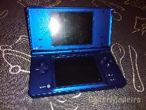 Nintendo ds azul+ 5 jogos