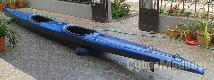 Kayak de mar dois lugares de 7 metros