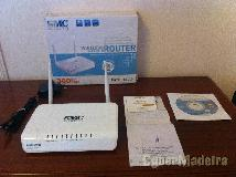 Smc wireless barricade n router 300 mbps