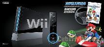 Consola wii - preta - edição super mário + skylanders + jogos