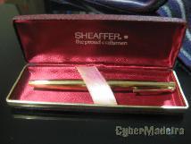 Caneta vintage sheaffer ouro 12K