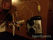 Avião pequeno telecomandado