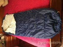 Saco cama azul