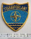 Emblema oficial da stanavforlant - nato