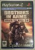 Jogo para PS2 brothers in arms - road to hill 30 Guerra