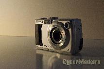 Máquina fotográfica mustek como nova
