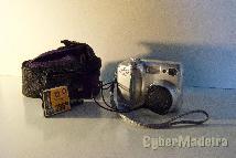 Máquina fotográfica nikon coolpix 4300