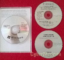 Microsoft windows xp professional E home edition